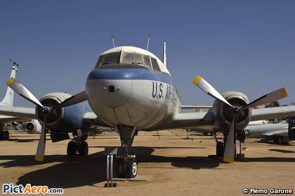 Convair VC-131D Samaritan (United States - US Air Force (USAF))