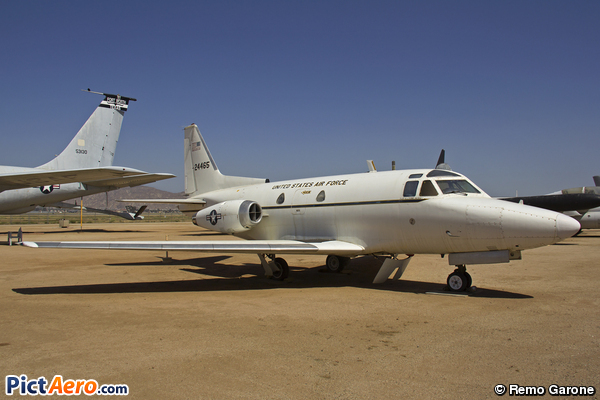 North American CT-39A Sabreliner (United States - US Air Force (USAF))