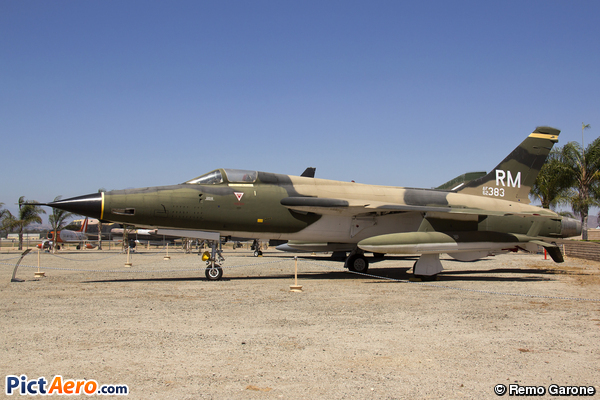 Republic F-105D Thunderchief (United States - US Air Force (USAF))