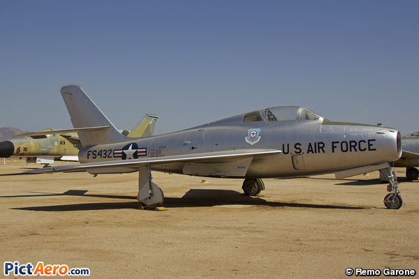 Republic F-84F Thunderstreak (United States - US Air Force (USAF))