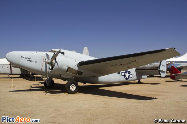 Lockheed R-50-5 Lodestar (L-18-08) (United States - US Navy (USN))