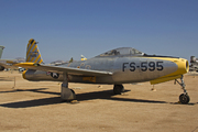 Republic F-84C Thunderjet (47-1595)