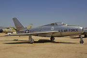 Republic F-84F Thunderstreak (51-9432)