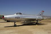 Aero Vodochody S-106 (MiG-21F-13 Fishbed) (1101)