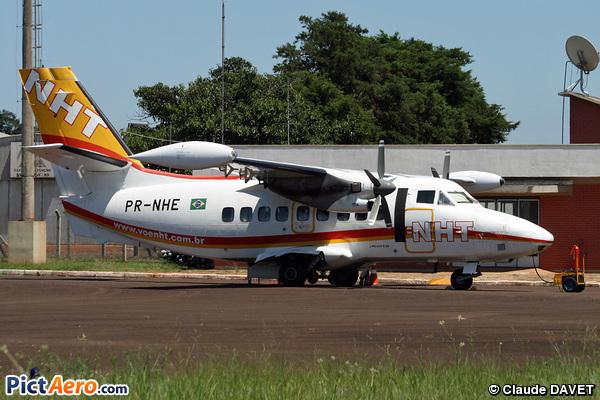 Let L-410 UVP-E20 Turbolet (NHT Linhas Aereas)