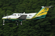 Beech F90 King Air (N242LF)