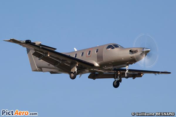 Pilatus PC-12/47E (JetFly)