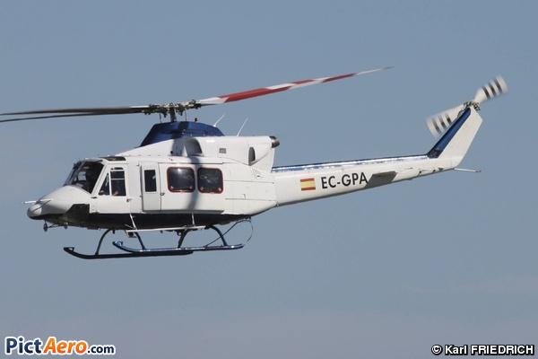 Bell AB-412HP Griffon (Private / Privé)