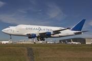 Boeing 747-4J6/LCF
