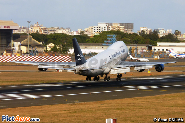 Boeing 747-230B(SF) (TradeWinds Airlines)