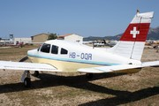 Piper PA-28 R-200 Cherokee Arrow II (HB-OQR)