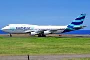 Boeing 747-412 (EC-KQC)