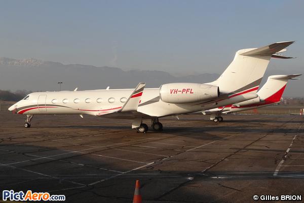 Gulfstream Aerospace G-V Gulfstream G-VSP (Pacific Flight Services PTY LTD)