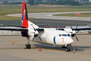 Fokker 50 Freighter (SE-MFA)