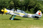 Yakovlev Yak-52TD (RA-3385K)