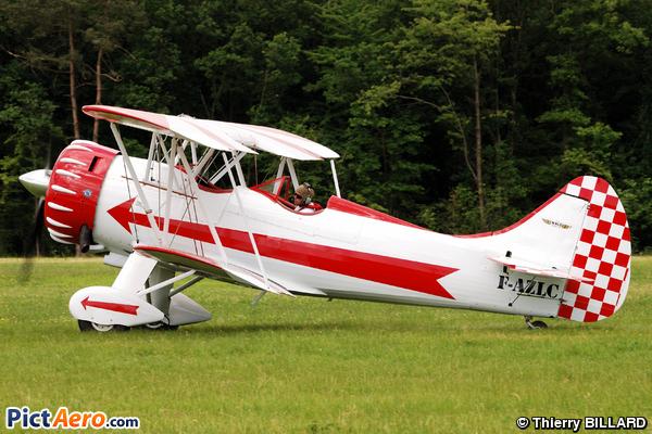 Waco UPF-7 (Foug'Air Association)