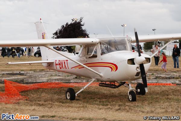 Reims F-150 M (Aéro Club Hispano-Suiza)