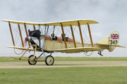 Royal Aircraft Factory BE-2C (G-AWYI)