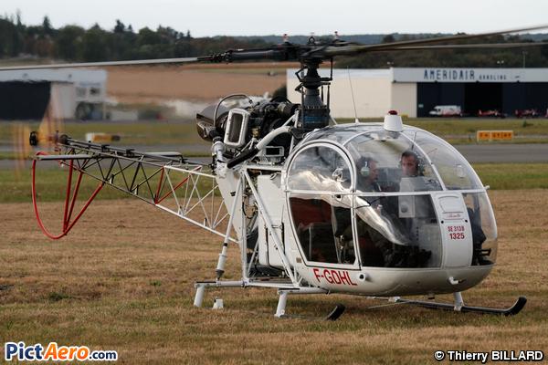 Aerospatiale SA-313B Alouette ll (Privé )