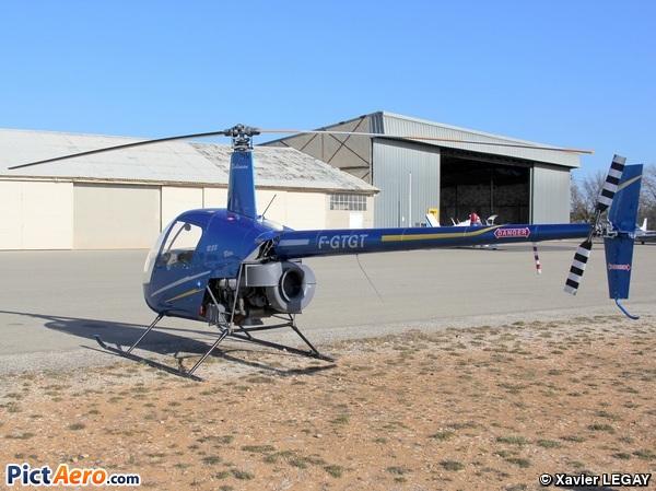Robinson R-22 Beta (Aéroclub de Pezenas-Nizas)