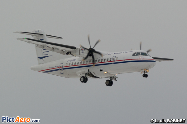 ATR 42-500 (Air Saint-Pierre)