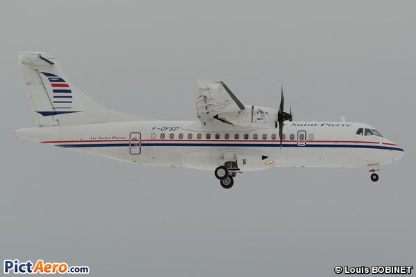 ATR 42-500 (Air Saint-Pierre)