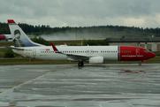 Boeing 737-8JP/W (LN-DYK)
