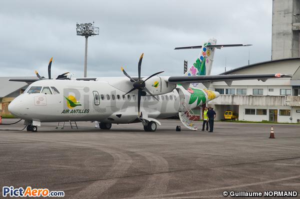 ATR 42-600 (Air Antilles Express)