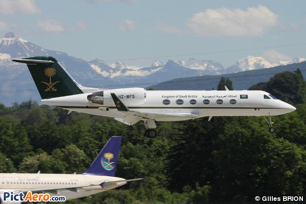 Gulfstream Aerospace G-IV Gulfstream G-300 (Saudi Arabia - Royal Flight)