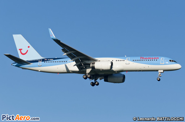 Boeing 757-236/WL (Thomson Airways)