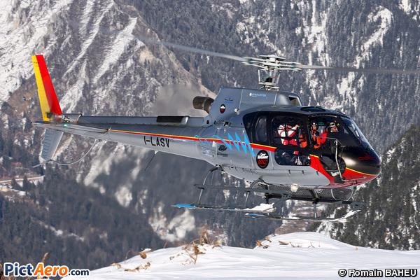 Eurocopter AS-350 B3e (Heliwest)