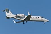 Learjet 60XR (SP-CEZ)
