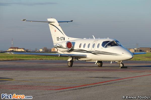 Beech 400-A Beechjet (International Jet Management)