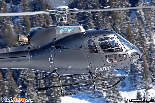 Eurocopter AS-350 B2 (Skycam Hélicoptères)