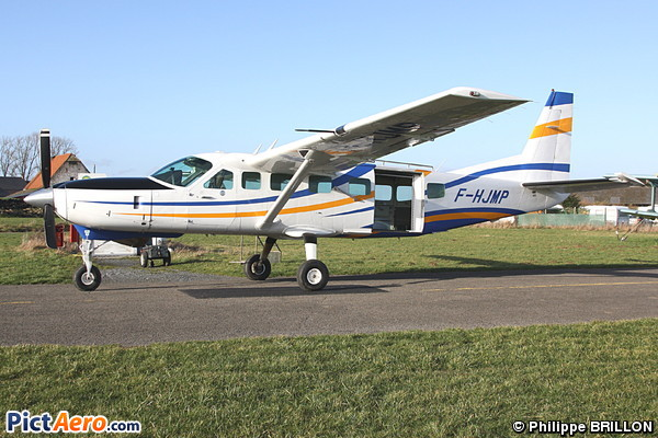 Cessna 208B Grand Caravan (Centre Ecole Régional de Parachutisme de Maubeuge)