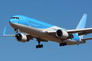 Boeing 767-338/ER (OO-JAP)