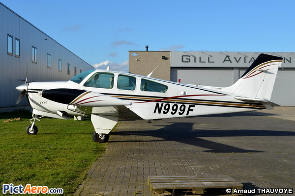 Beech F33A Bonanza (N T N FOX SYSTEMS INC TRUSTEE)