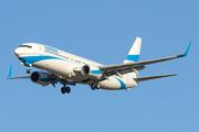 Boeing 737-8BK(WL) (SP-ENV)