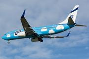 Boeing 737-804 (4X-EKM)