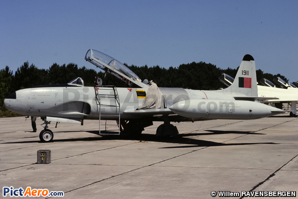 Lockheed T-33A-1-LO Shooting Star (Portugal - Air Force)