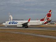 Boeing 737-83N/WL (UR-UTQ)