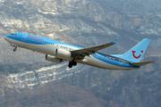 Boeing 737-8K5 (WL) (G-TAWI)
