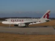 Airbus A319-133LR (A7-CJB)