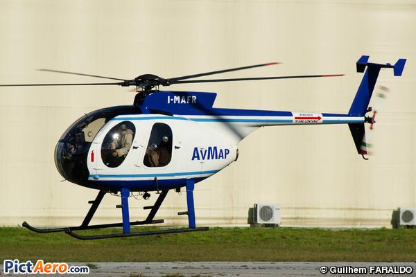 Hughes 369D (AvMap)