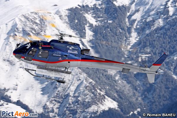 Aérospatiale AS-350 B3 Ecureuil (Heli-Challenge)