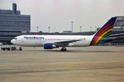 Boeing 767-2Q4 (PT-TAA)