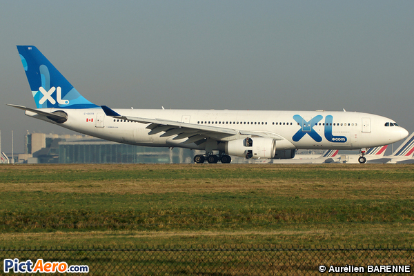 Airbus A330-243 (XL Airways)