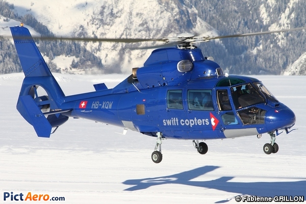 Eurocopter AS-365N-2 Dauphin 2 (Swift Copters)