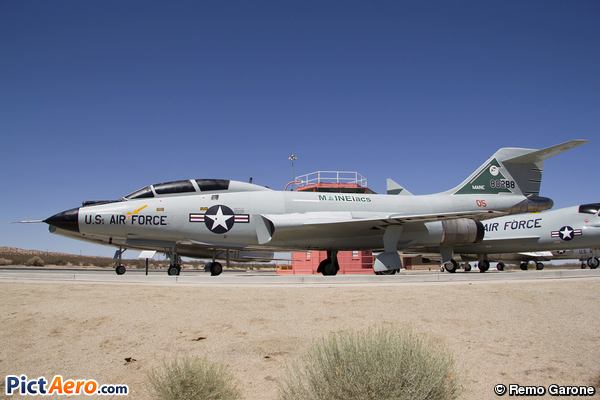 McDonnell F-101B Voodoo (United States - US Air Force (USAF))