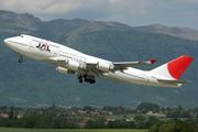 Boeing 747-446 (JA8918)
